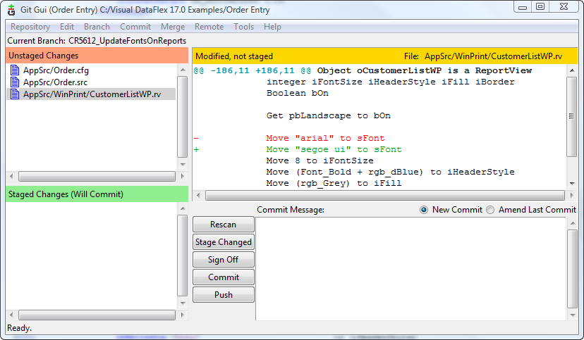 Using GIT for Dataflex Development - DataFlex Wiki